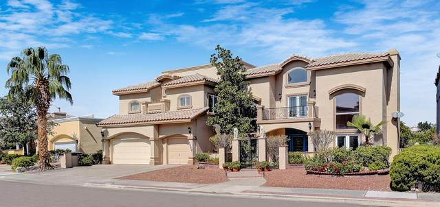 5853 Diamond Point Circle, El Paso, TX 79912 (MLS #835699) :: Jackie Stevens Real Estate Group brokered by eXp Realty