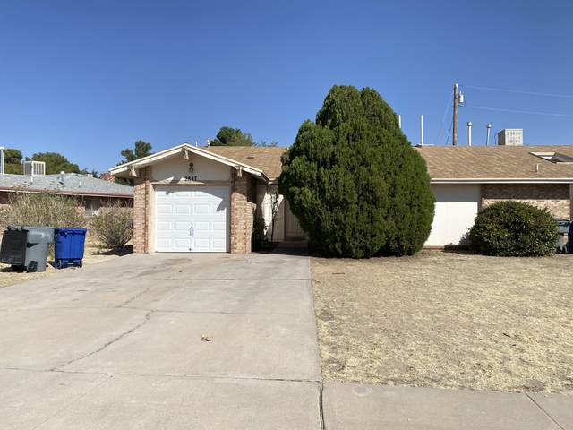 2847 Anise Drive, El Paso, TX 79936 (MLS #835703) :: Jackie Stevens Real Estate Group brokered by eXp Realty