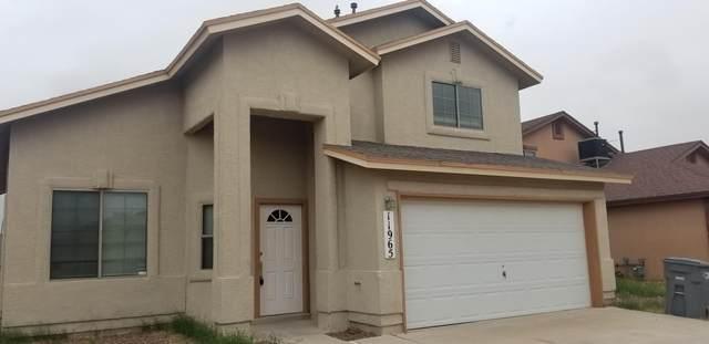 11965 Mesquite Meil, El Paso, TX 79934 (MLS #835727) :: Jackie Stevens Real Estate Group brokered by eXp Realty
