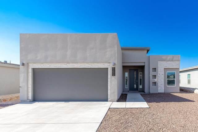 135 Via Rojas Drive, Horizon City, TX 79928 (MLS #835729) :: Jackie Stevens Real Estate Group brokered by eXp Realty