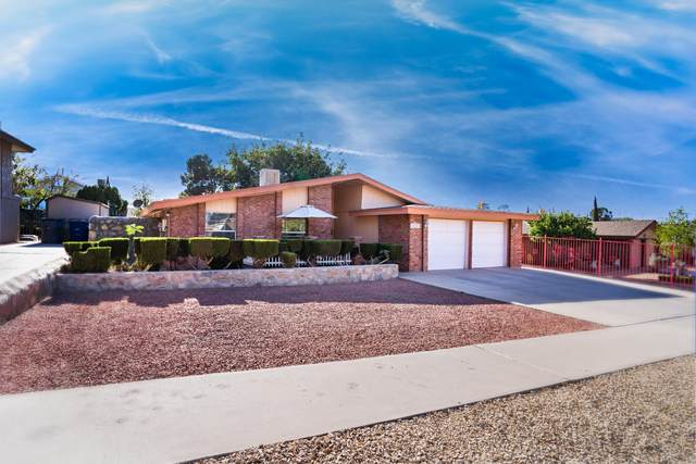 1427 Lost Pines Lane, El Paso, TX 79936 (MLS #835732) :: Jackie Stevens Real Estate Group brokered by eXp Realty