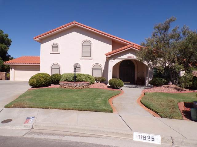 11925 Paseo Del Rio Court, El Paso, TX 79936 (MLS #835739) :: Jackie Stevens Real Estate Group brokered by eXp Realty