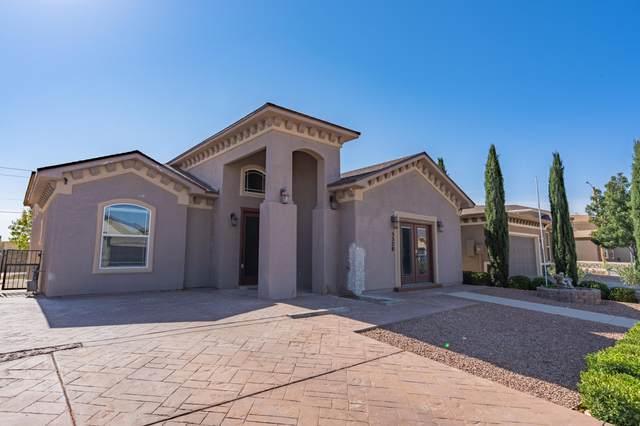 5520 Jim Castaneda Drive, El Paso, TX 79934 (MLS #835742) :: Jackie Stevens Real Estate Group brokered by eXp Realty