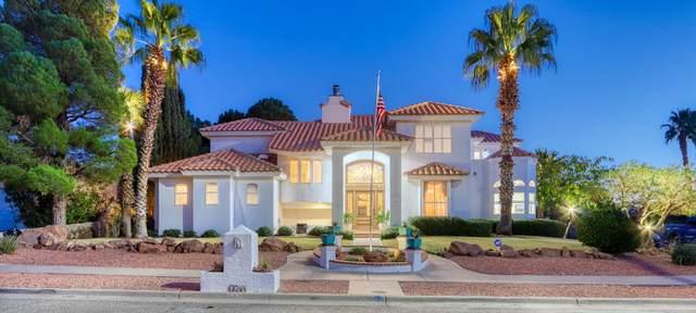 6644 El Parque Drive, El Paso, TX 79912 (MLS #835743) :: Jackie Stevens Real Estate Group brokered by eXp Realty