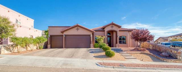 6262 Franklin Eagle Court, El Paso, TX 79912 (MLS #835746) :: Jackie Stevens Real Estate Group brokered by eXp Realty