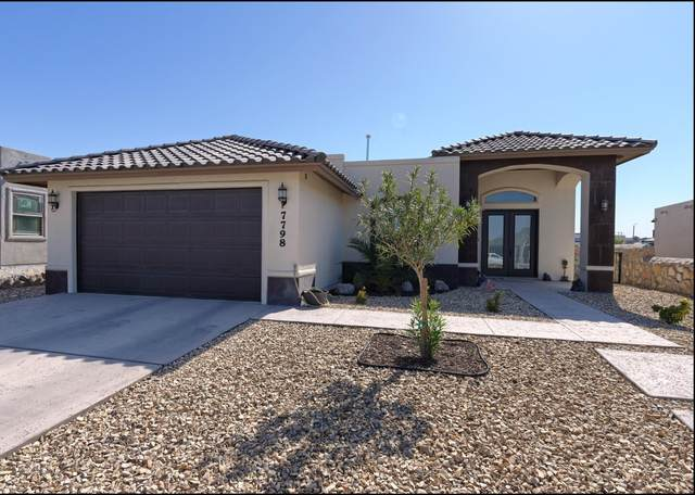 7798 Enchanted Ridge, El Paso, TX 79911 (MLS #835753) :: Jackie Stevens Real Estate Group brokered by eXp Realty