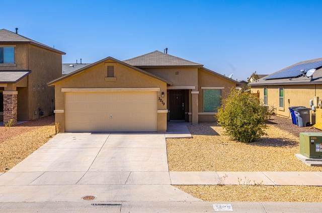 3279 Bashkir Trail Trail, El Paso, TX 79938 (MLS #835758) :: Jackie Stevens Real Estate Group brokered by eXp Realty
