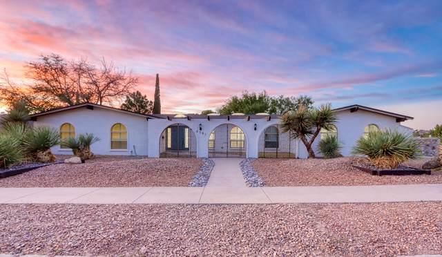 6501 La Cadena Drive, El Paso, TX 79912 (MLS #835759) :: Jackie Stevens Real Estate Group brokered by eXp Realty