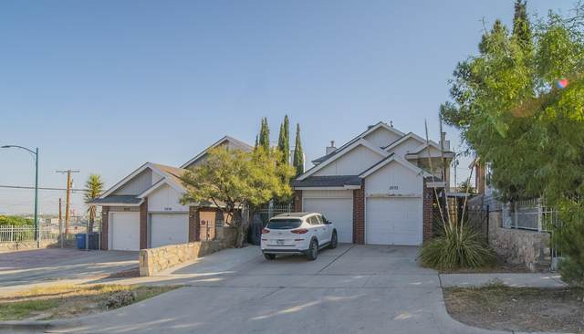 2032 Rogelio Avenue, El Paso, TX 79902 (MLS #835761) :: Jackie Stevens Real Estate Group brokered by eXp Realty