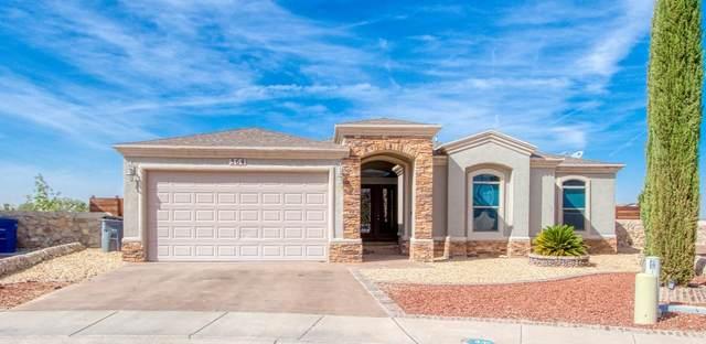 364 Bentridge Drive, El Paso, TX 79932 (MLS #835762) :: Jackie Stevens Real Estate Group brokered by eXp Realty