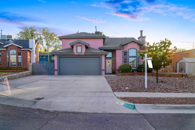 12082 Sterling Mary Way, El Paso, TX 79936 (MLS #835764) :: Jackie Stevens Real Estate Group brokered by eXp Realty