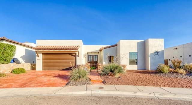 6252 Franklin Ridge Drive, El Paso, TX 79912 (MLS #835766) :: Jackie Stevens Real Estate Group brokered by eXp Realty