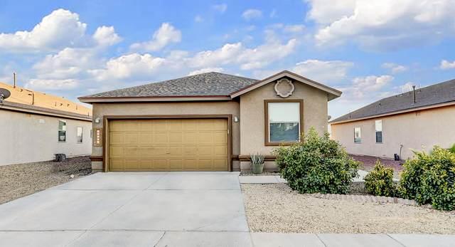 14464 Jacinto Ramos Avenue, El Paso, TX 79938 (MLS #835774) :: Jackie Stevens Real Estate Group brokered by eXp Realty