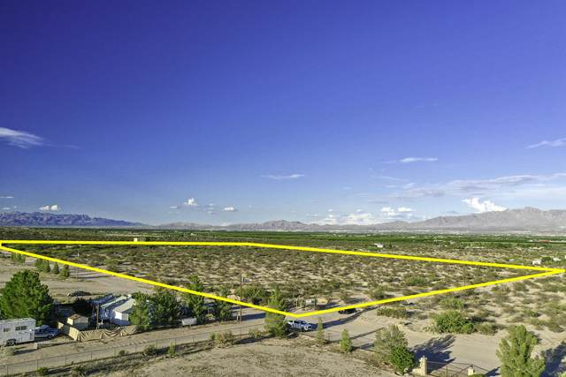 0000 Macarena Avenue Tract B-3, Anthony, NM 88021 (MLS #835776) :: Mario Ayala Real Estate Group