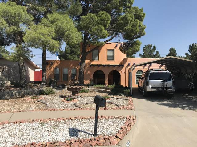 328 Alvarez Drive, El Paso, TX 79932 (MLS #835778) :: Mario Ayala Real Estate Group