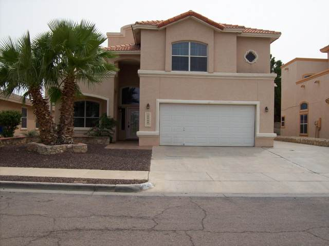 12736 Tierra Alyssa, El Paso, TX 79938 (MLS #835787) :: Preferred Closing Specialists
