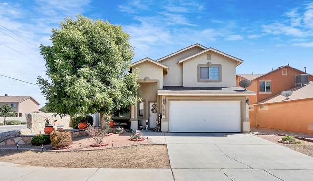 11386 Mesquite Bush Drive, El Paso, TX 79934 (MLS #835796) :: Jackie Stevens Real Estate Group brokered by eXp Realty