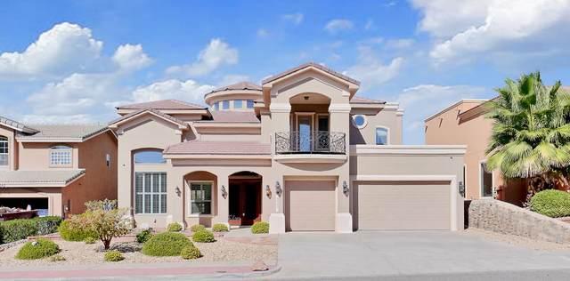 6365 Franklin View Drive, El Paso, TX 79912 (MLS #835800) :: Mario Ayala Real Estate Group