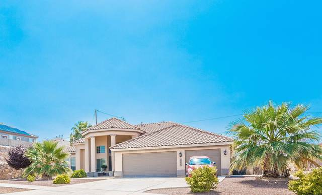 520 Gina Vega Drive, Canutillo, TX 79835 (MLS #835806) :: Jackie Stevens Real Estate Group brokered by eXp Realty