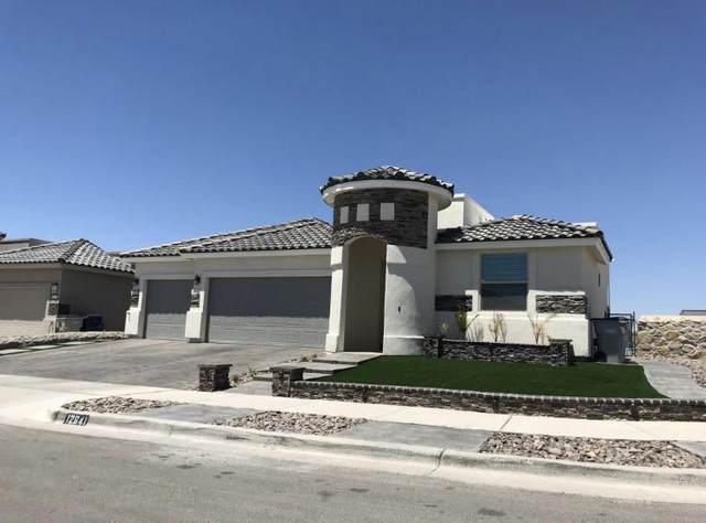 4540 Marisabel Azcarate, El Paso, TX 79938 (MLS #835822) :: Jackie Stevens Real Estate Group brokered by eXp Realty
