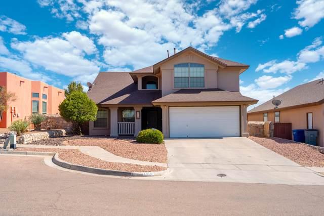 1416 Stone Canyon Way, El Paso, TX 79936 (MLS #835830) :: Mario Ayala Real Estate Group