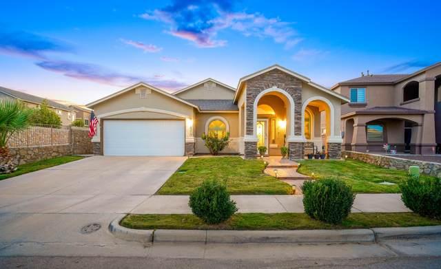 14317 N Cave Drive, El Paso, TX 79938 (MLS #835838) :: Jackie Stevens Real Estate Group brokered by eXp Realty