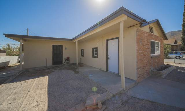 2800 Nashville Avenue, El Paso, TX 79930 (MLS #835844) :: Jackie Stevens Real Estate Group brokered by eXp Realty