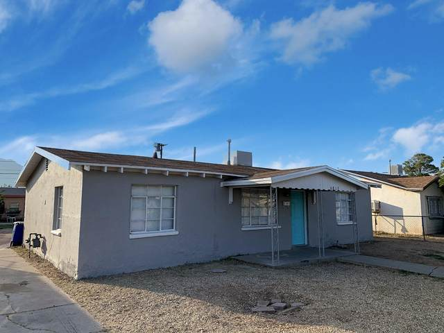 8813 Mount Chinati Drive, El Paso, TX 79904 (MLS #835848) :: Jackie Stevens Real Estate Group brokered by eXp Realty