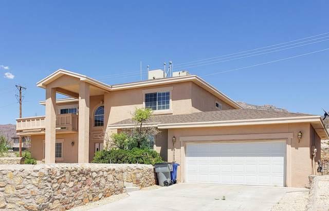 6120 La Posta Drive, El Paso, TX 79912 (MLS #835853) :: Jackie Stevens Real Estate Group brokered by eXp Realty