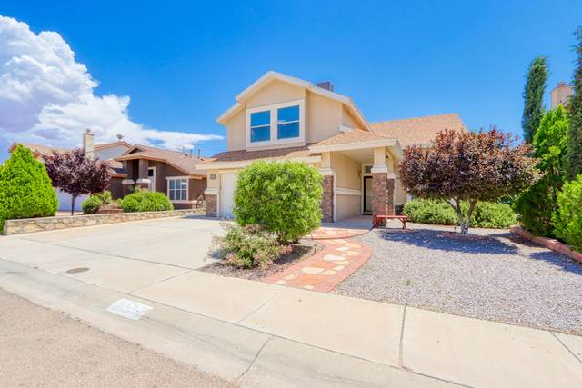 12520 Twin Leaf Drive, El Paso, TX 79928 (MLS #835858) :: The Purple House Real Estate Group