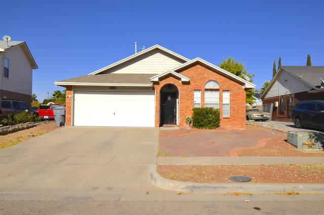 11913 Oak Crossing Drive, El Paso, TX 79936 (MLS #835862) :: Mario Ayala Real Estate Group