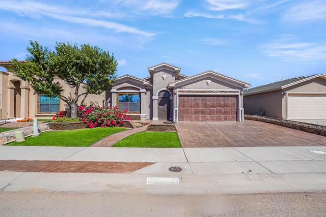14237 Trigger Rock Lane, El Paso, TX 79938 (MLS #835864) :: The Matt Rice Group