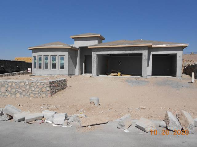 7385 Wooden Nickel Drive, El Paso, TX 79911 (MLS #835865) :: The Purple House Real Estate Group