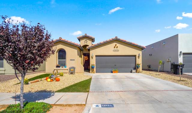 13543 Doncaster Street, El Paso, TX 79928 (MLS #835866) :: The Matt Rice Group