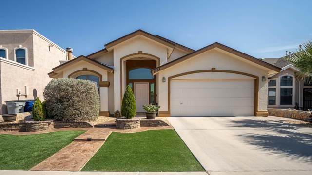1484 Mew Gull Lane, El Paso, TX 79928 (MLS #835867) :: The Purple House Real Estate Group