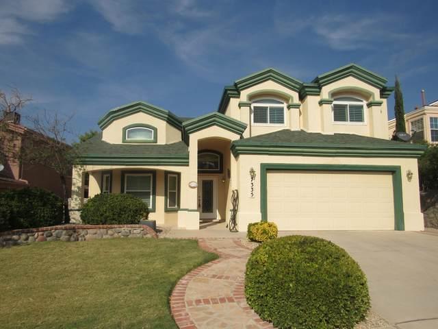 7335 Corona Del Sol Drive, El Paso, TX 79911 (MLS #835874) :: The Matt Rice Group