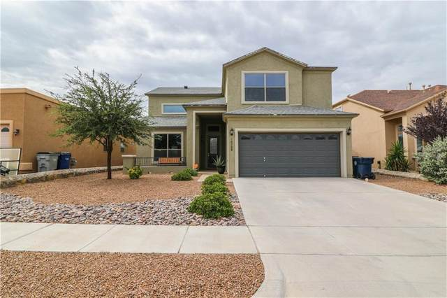 12708 Cozy Prairie Drive, El Paso, TX 79938 (MLS #835878) :: The Purple House Real Estate Group