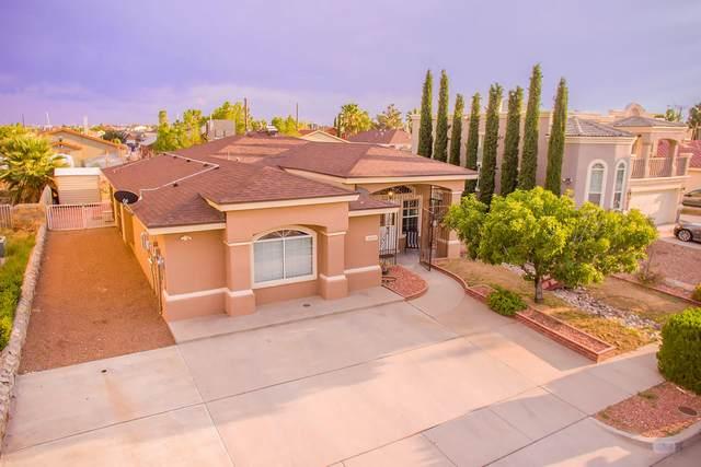12424 Tierra Nogal Drive, El Paso, TX 79938 (MLS #835882) :: Jackie Stevens Real Estate Group brokered by eXp Realty