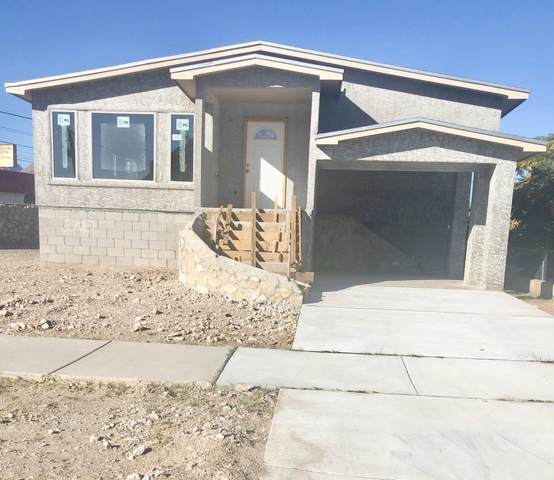 3727 Bliss Avenue, El Paso, TX 79903 (MLS #835884) :: The Matt Rice Group