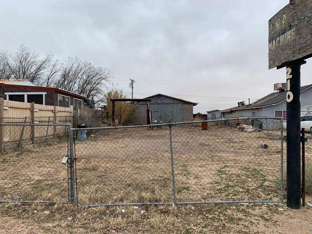210 Roosevelt, Canutillo, TX 79835 (MLS #835890) :: The Matt Rice Group