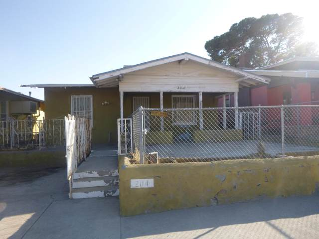 2114 Tremont Avenue, El Paso, TX 79930 (MLS #835897) :: Jackie Stevens Real Estate Group brokered by eXp Realty