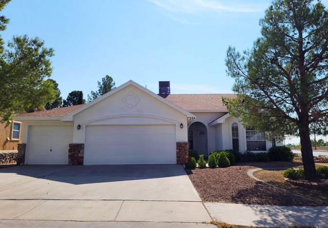 7264 Black Ridge Drive, El Paso, TX 79912 (MLS #835898) :: The Purple House Real Estate Group