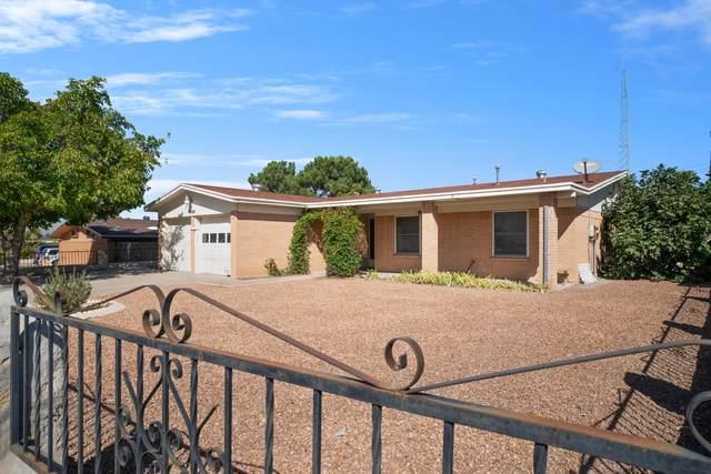 11069 Sam Snead Drive, El Paso, TX 79936 (MLS #835913) :: Jackie Stevens Real Estate Group brokered by eXp Realty