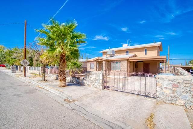 320 Meadow Vista Boulevard, Sunland Park, NM 88063 (MLS #835915) :: Mario Ayala Real Estate Group