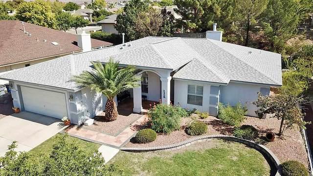 1316 Desert Canyon Drive, El Paso, TX 79912 (MLS #835922) :: Mario Ayala Real Estate Group