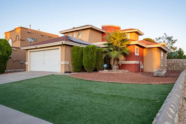 1456 Chato Villa Drive, El Paso, TX 79936 (MLS #835928) :: Jackie Stevens Real Estate Group brokered by eXp Realty