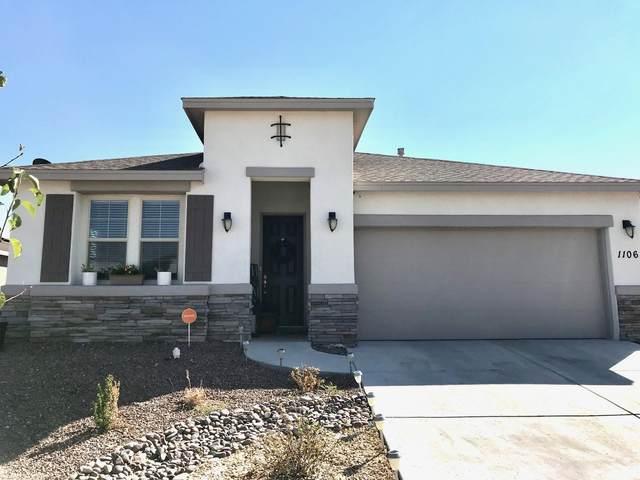 1106 Bronze Hill Avenue, Sunland Park, NM 88063 (MLS #835929) :: The Matt Rice Group