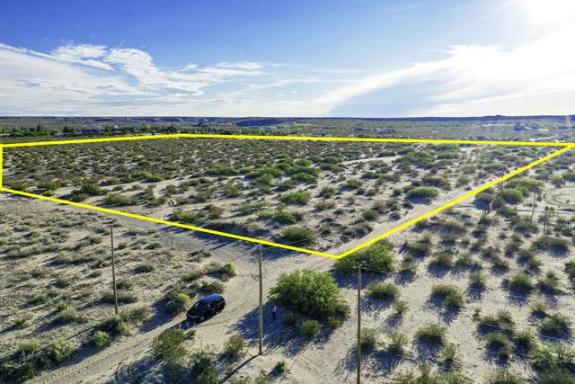 0000 Cristo Vista Avenue Tract B-2, Anthony, NM 88021 (MLS #835934) :: Mario Ayala Real Estate Group