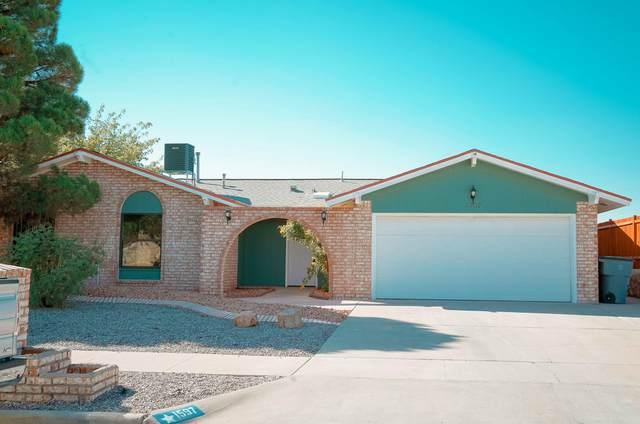 1597 Billie Marie Drive, El Paso, TX 79936 (MLS #835939) :: Mario Ayala Real Estate Group