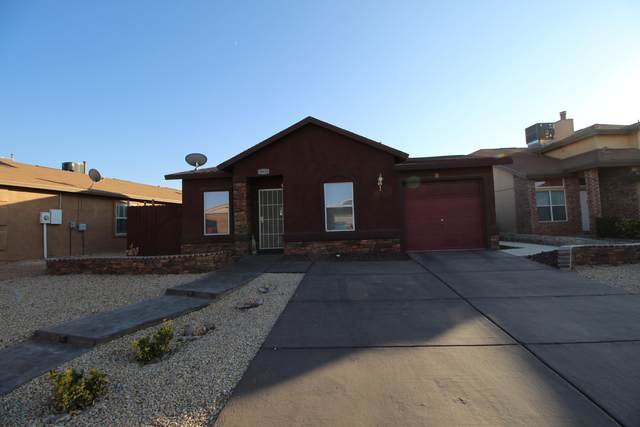 14128 Tierra Morena Drive, El Paso, TX 79938 (MLS #835940) :: Jackie Stevens Real Estate Group brokered by eXp Realty